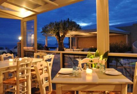 horizon restaurant arillas